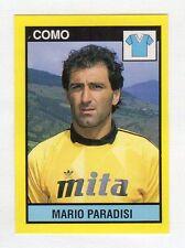 figurina IL GRANDE CALCIO VALLARDI 1988/89 NUMERO 70 COMO PARADISI
