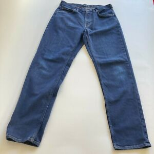 Patagonia Iron Clad jeans men's straight leg regular fit stretch size 32x32