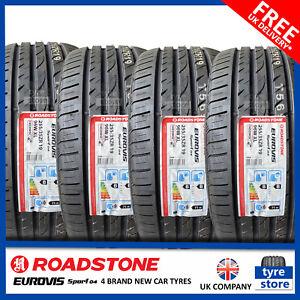 1X 2X Tyres 255 35 R20 97Y XL Roadstone N8000 B C 74dB