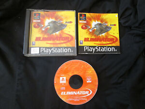 PS1 : ELIMINATOR - Completo, ITA ! Comp. PS2, PS3 ! CONSEGNA IN 24/48H