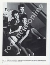 Poni-Tails The Born Too Late book photo 1959 TAM3