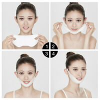 V-Shape 3D Thin Face Slimming Lifting Firming Fat  Compact Facial Mask