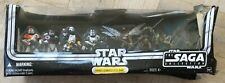NEW Hasbro Star Wars Republic Commando Delta Squad Action Figure Damaged Box