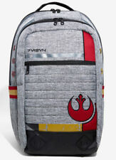 Star Wars Rebel pilot backpack school book bag official licensed Bioworld NWT