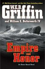 Empire and Honor W.E.B. Griffin (HB) (Fiction - WWII Thriller Mystery)