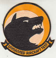 UNMANNED AIRCRAFT TEST PATCH