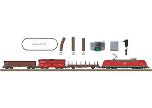 Trix 21527 Digital Starter Set Mod. Freight Transport With Ms 66950# New Boxed #