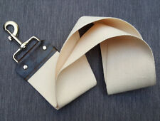 Windrose Extra Wide 100% Cotton Double Sided Strop Straight Razor Sharpening