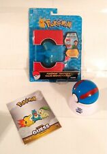 POKéMON  Trainer Guess Johto Edition Electronic Guessing Game Pokeball