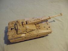 1985 G.I. Joe Mauler Tank, for parts / repair, nonworking