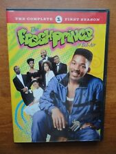The Fresh Prince of Bel-Air Complete First Season, 4-Disc Set, Will Smith