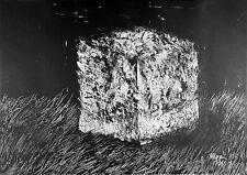 Mattia MORENI - Il fantasma dell'anguria allunata - 1971  litografia originale
