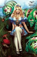 SOLD OUT: GRIMM FAIRY TALES #17 - SEXY ALICE - VIP QUARTERLY EXCLUSIVE