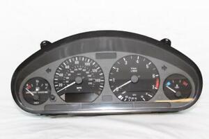 Speedometer Instrument Cluster Dash Panel 96-99 BMW 318i 323i 328i 188,995 Miles