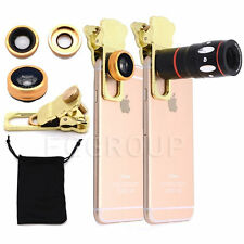 0.63X 8X 10X 65X 100X Zoom Camera Lens Microcope Telescope For LG Cell Phones