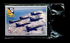 Top Pilot Blue Angels Factory Sealed Card Set 14 Cards 1991
