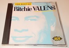 The Best Of Ritchie Valens (CD, 1992)  Ace Records  Germany