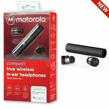 Motorola Verve Buds 300 Compact True Wireless In-ear Headphones Black