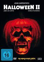 Halloween 2 - Das Grauen kehrt zurück DVD NEU + OVP!