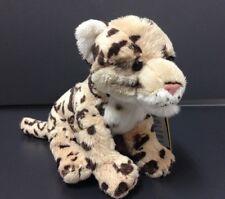 NATIONAL GEOGRAPHIC BABY PLUSH LEOPARD -15CM STUFFED ANIMAL BRAND NEW