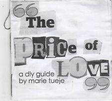 (GP989) A DIY Guide By Marie Tueje, The Price Of Love - 2009 DJ CD