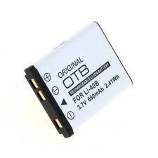 Original OTB Accu Batterij Casio Exilim EX-TR150 Akku Battery Bateria Batterie
