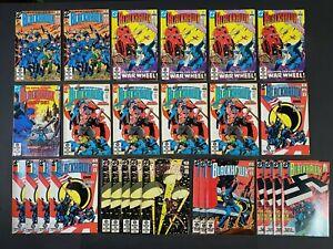LAST ONES Lot of (28) Blackhawk (1982-83) #251-266 DC Comics Store Stock