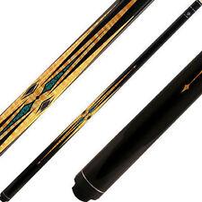 McDermott Lucky Pool Cue Stick L38 - Black - 18 19 20 21 oz W/ FREE CASE