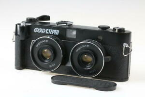 Fed Ctepeo Stereokamera - SNr: 934546