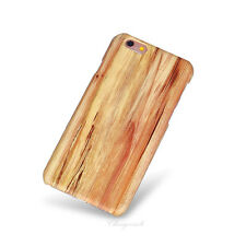 Luxury Wooden Wood Bamboo Pattern Case For Apple iPhone 6/s/Plus 5/s Cover Shell