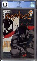 Grendel 2 CGC Graded 9.6 NM+ Comico Comics 1983