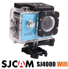 SJCAM SJ4000 Waterproof Action camera with accessories HD and WIFI OZ warranty