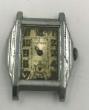 Movement 7 Jewels For Parts Or Repair Laforge R.H. Macy & Comp. Watch Swiss
