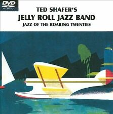 NEW Ted Shafer's Jelly Roll Jazz Band: Jazz Of The Roaring Twenties (DVD)