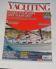 YACHTING MONTHLY MARCH 2007 - ATLANTIC VIRGINS: HIGHS AND LOWS OF THE ARC