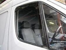 VW Crafter 2006-2015 Wind Deflectors Rain Shields 2 pcs set - Internal Fit 24032