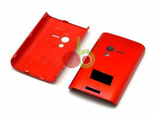 BRAND NEW HOUSING BATTERY BACK COVER DOOR FOR SONY ERICSSON X10 MINI #H324_RED