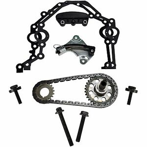 OEM NEW Ford Explorer 4.0L V6 2WD Timing Chain Tensioners Gasket Gears Bolts