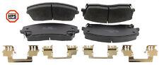 For Chrysler 300C 2.7 3.0 Front Brake Pad Set Fitting Kit Acoustic Wear Warning