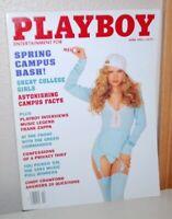 1993 April Playboy Magazine VG! Free 5-Star Shipping