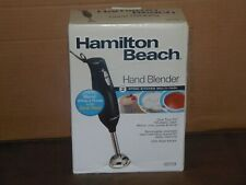 HAMILTON BEACH 2 SPEED HAND BLENDER(RM2-SHELF)