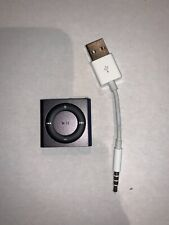Apple iPod shuffle 4th Generation Slate Slate (2 GB)