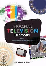 European Television History (2008, Hardcover)