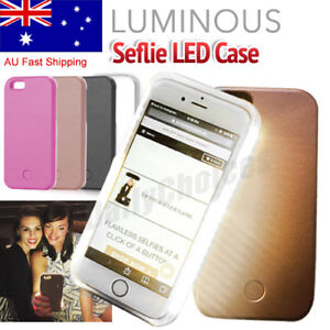 Luminous LED Light Up Flash Selfie Case Cover for Apple iPhone XS XR XSMAX Lumee