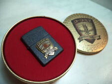 ZIPPO ACCENDINO LIGHTER D DAY NORMANDY 50 YEARS 1944 -1994 LIMITED EDITION NUOVO