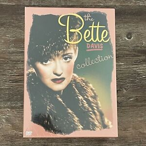 NEW Bette Davis Collection DVD 2005 5 Disc Set RARE