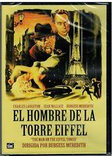 El hombre de la torre Eiffel (DVD Nuevo)