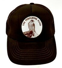 Peregrine Falcon Fund World Center for Birds of Prey Snapback Cap Hat Patch