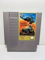 SILK WORM -- NES Nintendo Authentic Original Game CLEAN TESTED