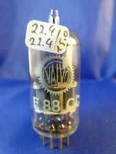 E88CC/CCa Valvo #  GREY SHIELDS  # near NOS # 1968 (10152)
